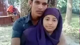 MUSLIM GIRL ROMANCE WITH BOY FRIEND