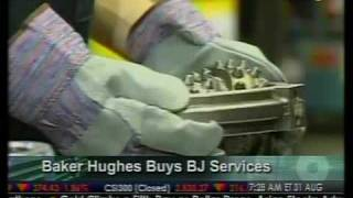 Baker Hughes Buy BJ Services - Bloomberg