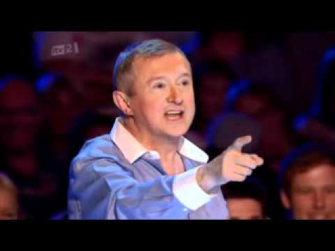 Chinese woman on X-Factor .... so FUNNY!!!
