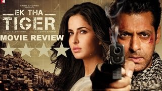 Ek Tha Tiger - Ek Tha Tiger Movie Review - Salman Khan And Katrina Kaif