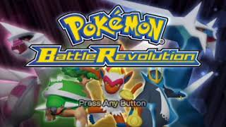 Pokémon Battle Revolution Full OST