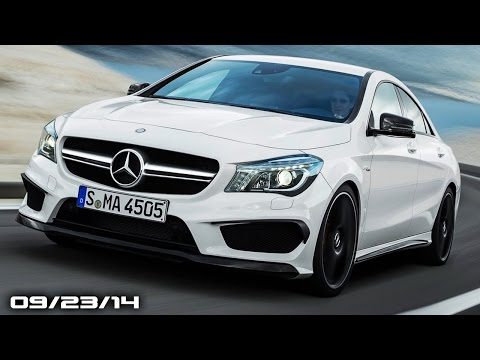 2015 Mercedes CLA, 2017 Audi S9, Ford to Drop SVT - Fast Lane Daily