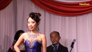 Maiv Ntxuam Xyooj (ALL Rounds) - Fresno Hmong International New Year Pageant 2016 - 2017