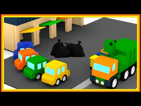 RUBBISH VIDEO! Cartoon Cars COMPILATION #4 Cartoons for Children.Videos for Kids. Kids Cars Cartoons