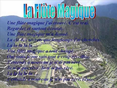 Marie Laforet - La Flute Magic (El Condor Pasa)