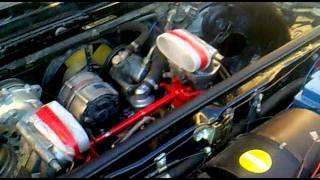 Alfa 33 1.7 16v carbs dopo carburazione
