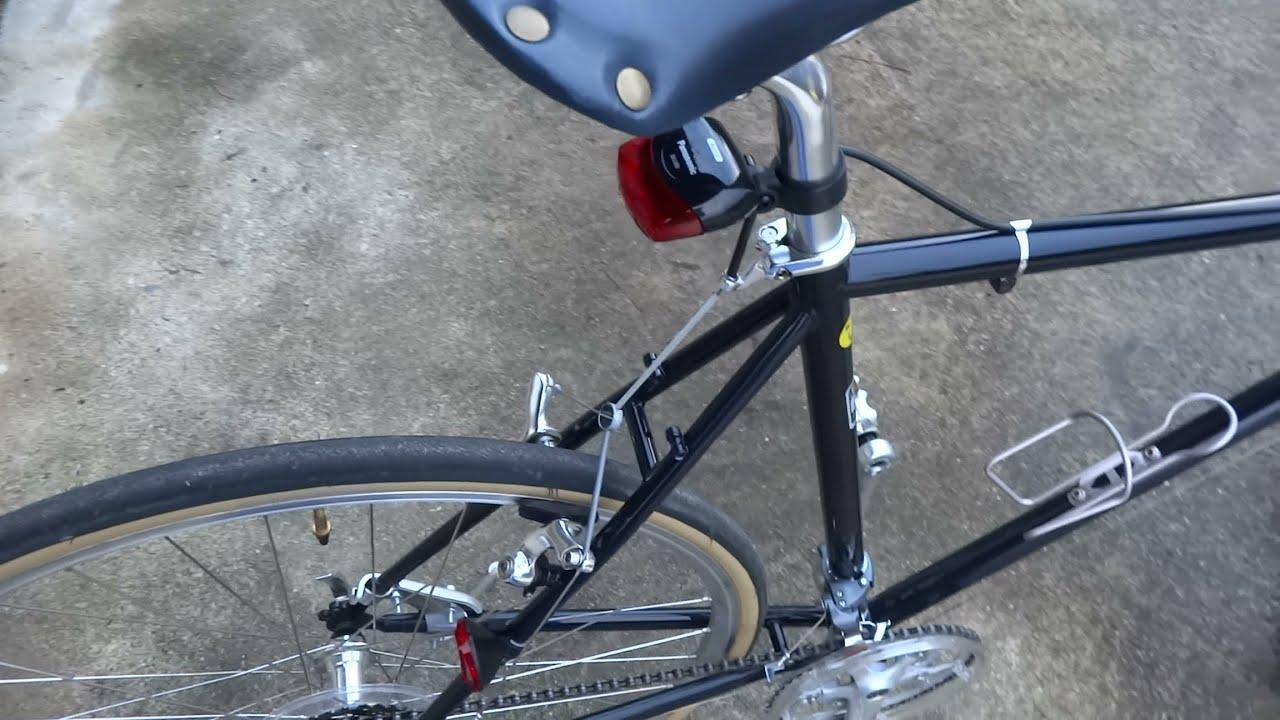 自転車用 Panasonic LEDかしこい ...
