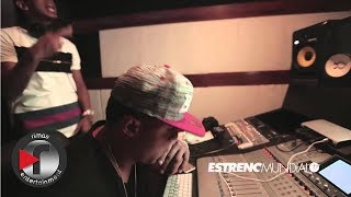Gotay & Pusho - Se Unen En El Estudio [Official Video]