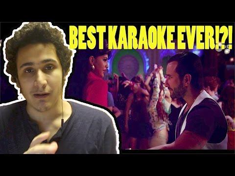Lat Lag Gayee Bollywood Sing Along - Race 2 - Saif, Jacqueline, Benny Dayal, Shalmali [REACTION]