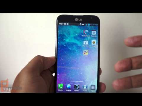 LG Optimus G Pro Review  Big, Blue, and Blazingly fast