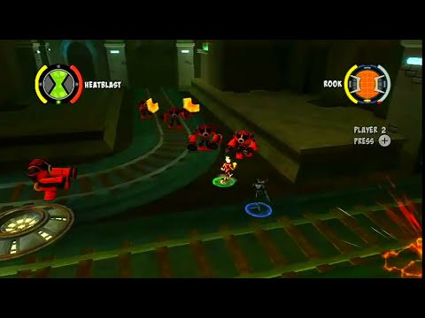 Ben 10: Omniverse Wii/Wii U/PS3/Xbox - Part 3 - Future Malformed 1/2