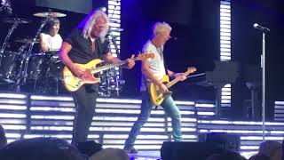 REO Speedwagon - Ridin' The Storm Out - 7-15-2018 - PNC Music Pavilion - Charlotte, NC