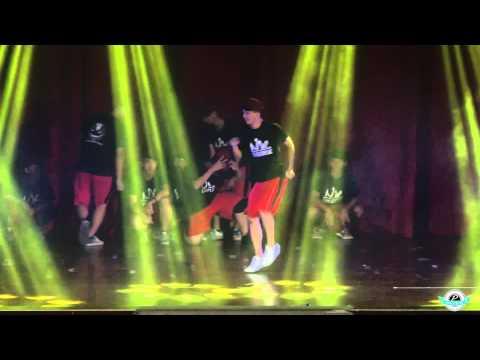 中區聯合舞展 - 紅白對抗 | 舞團 New World(紅) [學生舞團]