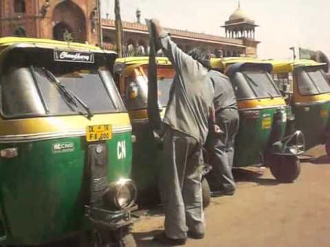 City  Tour in One Minute: Delhi, India