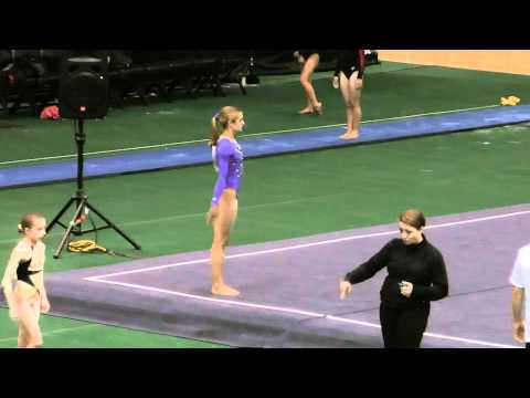 2011 Elite Qualifier Orlando - Jessica Howe WOGA