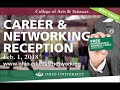 OHIO Arts & Sciences Career and Networking Event - Keegan
