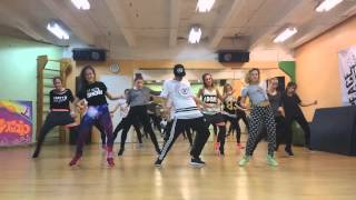 Clean Bandit feat Stylo G Come Over Sunshine dance choreo by Snickers