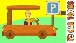 Car Toons compilation. Car cartoons with cars & trucks.