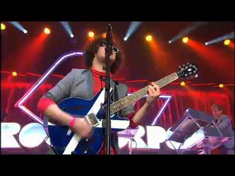 Mark Ronson - The Bike Song Valerie (Live) Zénith Paris Orange Rockcorps