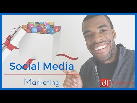 Social media for business & creating a strategy for it