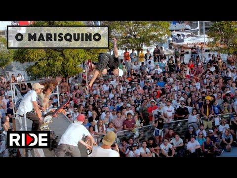 How Aurelien Giraud Won the O'Marisquino 2017