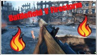IS Battlefield V Firestorm DIED (RIP!??!)