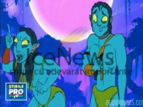 Icenews.ro - Super Tare! Parodie Animata Dupa Avatar In Varianta Pornografica!! video