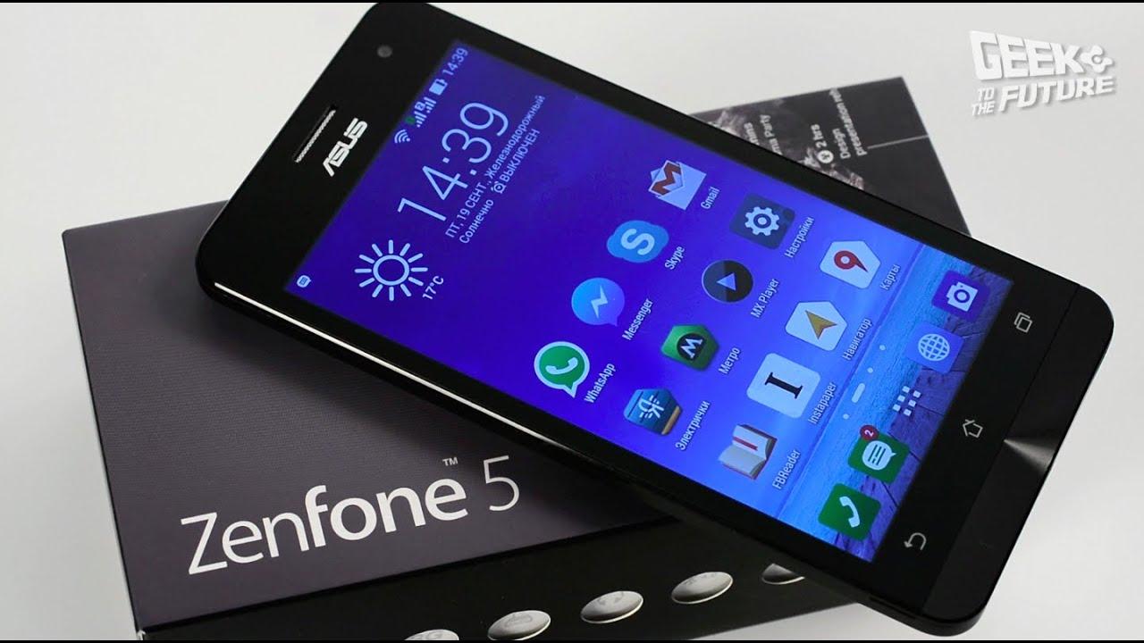 зенфон 5 асус фото