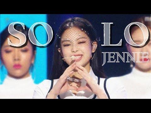 [HOT] JENNIE - SOLO , 제니 -  SOLO Show Music core 20181215
