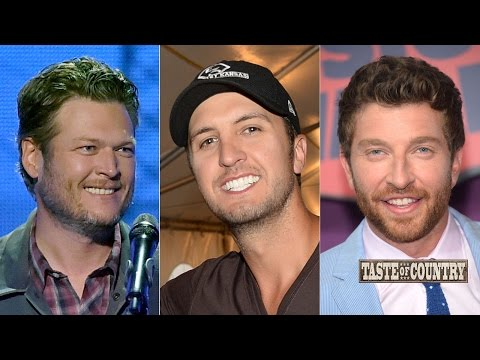 Blake Shelton, Brett Eldredge, Luke Bryan + More Celebrity Kid Pics