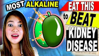 The SECRET to REVERSE Kidney Disease - Repair Kidney Damage with Alkaline Foods