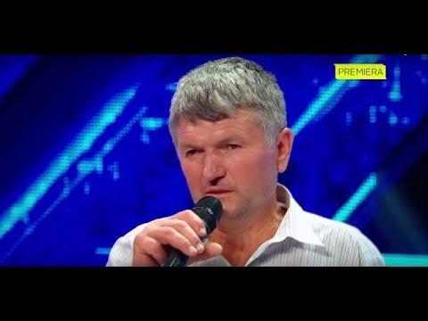 Prezentare: Marian Tănase, de profesie agricultor, adoră să cânte melodiile lui Julio Iglesias