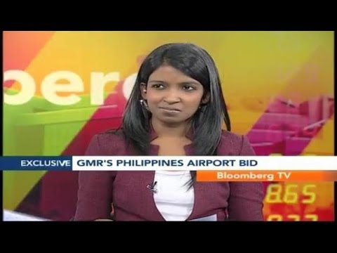 Newsroom- GMR Emerges Top Bidder For Philippines Airport