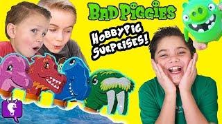 HobbyPig HIDDEN SURPRISES  by HobbyKidsTV