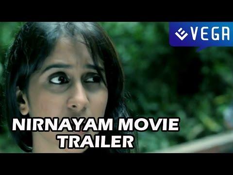 Nirnayam Movie - Trailer - Latest Telugu Movie Trailer 2014