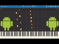 ANDROID RINGTONES IN SYNTHESIA!