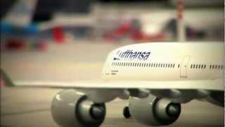 Knuffinge Airport - Mô hình sân bay lớn nhất thế giới