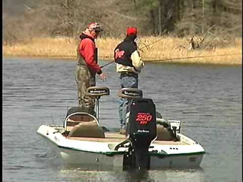 Trophy Quest Sportscast - Fishing Toledo Bend with John Dean of Reaction Lures