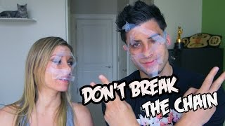 DON'T BREAK THE CHAIN CHALLENGE!!!