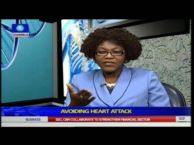 Health Matters: Avoiding Heart Attacks PT1