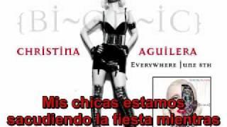 Watch Christina Aguilera My Girls video