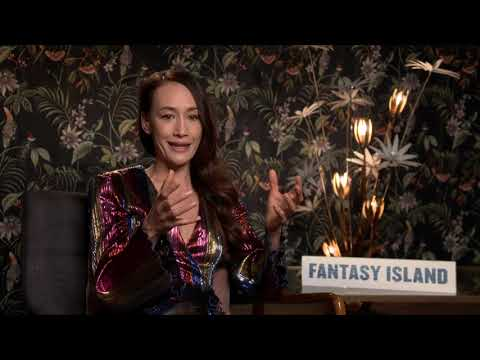 Blumhouse's Fantasy Island: Maggie Q Official Movie Interview