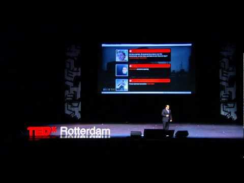 TEDxRotterdam - Jan Kees de Jager - finance will lead the future