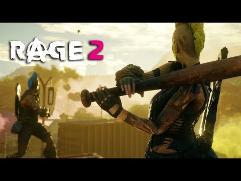 Rage 2 - Official Gameplay Trailer | Bethesda E3 2018