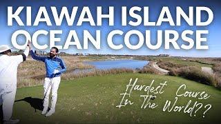 THE WORLD'S HARDEST GOLF COURSE? Kiawah Island Ocean Course - Part 2