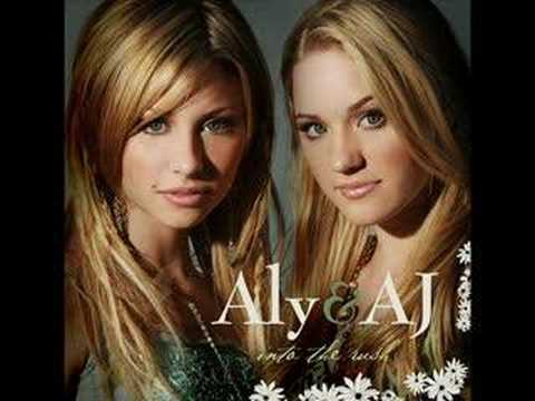 Aly And Aj - Rush [lyrics] video