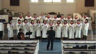 """He Never Said a Mumbling Word"" - TAFPC Choir, 2/28/2010"