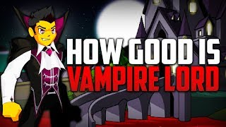 download lagu How Good Is Vampire Lord? Aqw Enhancements, Class Guide, gratis
