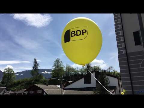 BDP Videonews Delegiertenversammlung in Seewis GR 2018