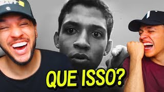 ANALISANDO OS PRIMEIROS VÍDEOS DO YOUTUBER CONVIDADO (ft. AFREIM)